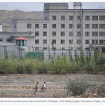 Xinjiang Authorities Relocate Camp Detainees to Restricted-Access 'Residential Area'