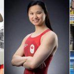 玛姬夺百米蝶泳金牌 中国弃婴成了加拿大奥运冠军